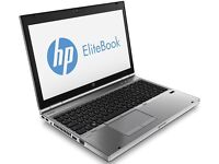 Very Good Condition Hp Elitebook 8470p Business Class Laptop