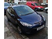Mazda 2 TS 1.4 Petrol Low mileage, £30 Tax, cheap runner