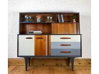 Retro Record Storage/Drinks Cabinet