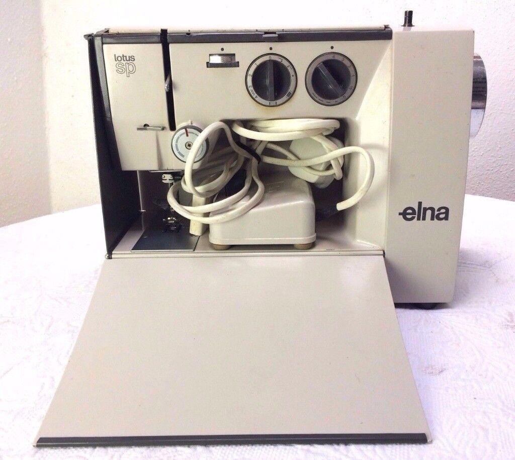Elna Lotus Sp electric sewing machine
