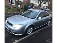 FORD MONDEO ST220 RARER FAST FAMILY CAR