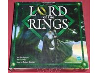 'Lord Of The Rings' Board Game