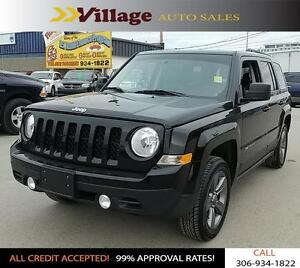 2015 Jeep Patriot Sport/North Power Sunroof, Leather Interior...