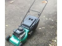 Briggs and Stratton Petrol Stripes Lawnmower