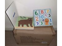 Counting Books from 1-10 (24 Pieces)