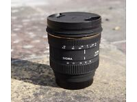 Sigma 10-20mm f4-5.6 - Sony A mount lens