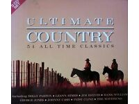 Ultimate Country 3 Disc Box Set
