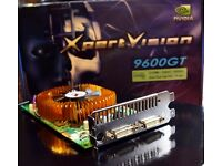 NVidia 9600GT 512MB GDDR3 Graphics Card (by XpertVision)