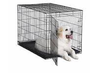 Xtra large dog crate
