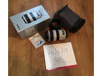 Canon EF 70-300mm f/4-5.6L IS USM - LIKE NEW