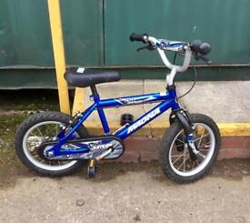 Boys magna bike 14'' wheels £20