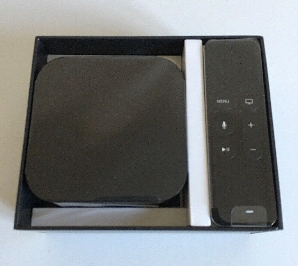 Apple TV - 64GB - 4th Generation model A1625 - Excellent Condition