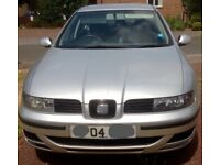 SEAT Leon 2004 diesel