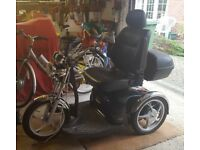 Mobility DRIVE SPORT RIDER 3 wheel 8mph Low Milage
