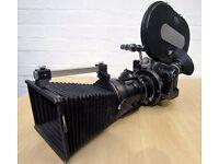Arri 16mm BL camera Ex BBC NHU + Lens, Cans, Multisync, Case, Blimp LOOK WORKS
