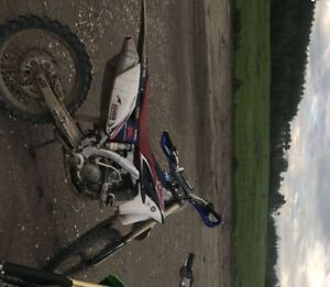 2011 YZ 250 F for sale great shape awesome bike