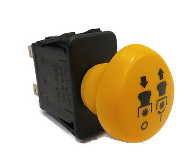 PTO SWITCH fort Delta 6201-308 6201308 Stens 430-180 430180 Rotary 12762 Mowers ()