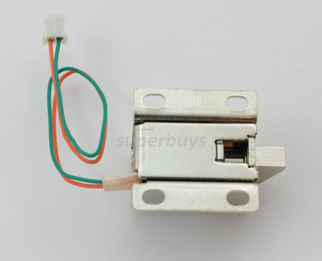 Electronic latch lock catch door gate 12v electric release for 12v door latch