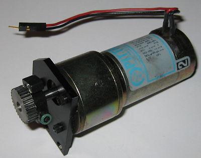 Pittman 82 Rpm Gearhead Precision Motor - 19v - Gm8712