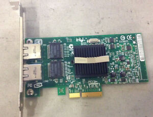 Intel-D33025-Gigabit-Dual-Port-LAN-CARD-D33682-CPU-D33682-B
