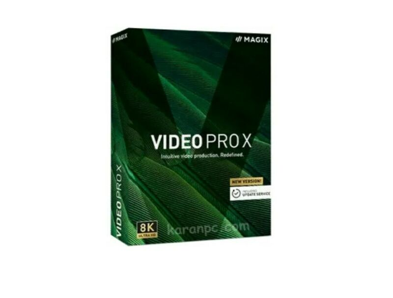 MAGIX Video Pro 2020 X12 With Activator - Instant Delivery