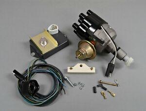 dodge mopar slant 6 electronic distributor kit fits 170 198 225 slant six. Black Bedroom Furniture Sets. Home Design Ideas