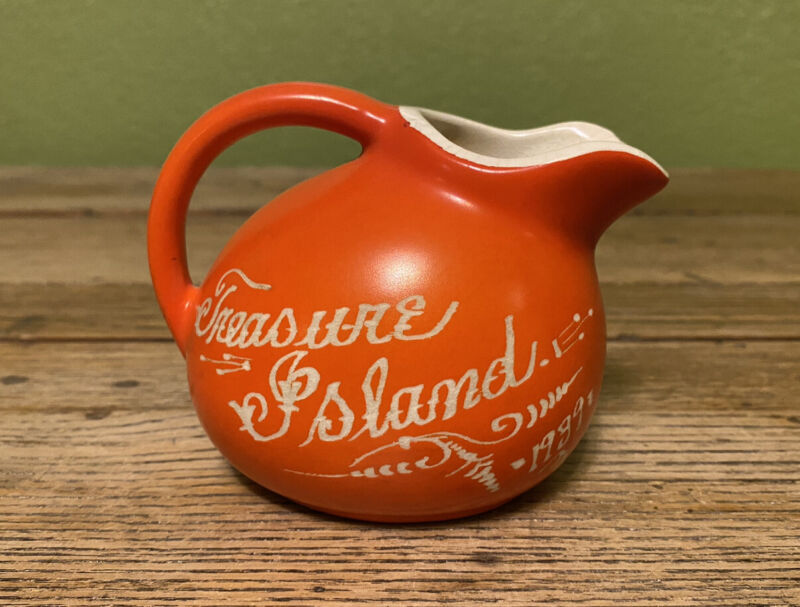 Vintage Rare 1939 Golden Gate International Exposition Collectible Small Pitcher