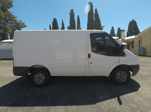POWERFUL 2008 Ford Transit Low Van (6 speed) Rouse Hill The Hills District Preview