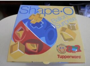 Tupperware Replacement Parts Shape-O Shapes Various Shapes Available Ex Demo