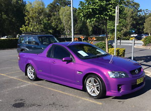 2008 Holden Ute Ute Grafton Clarence Valley Preview