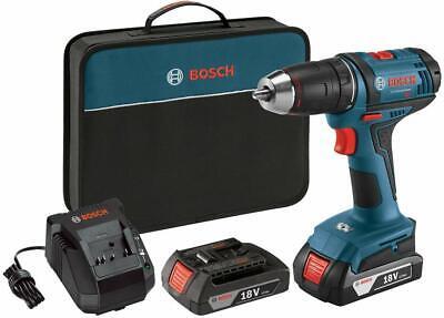 Bosch DDB181-02 18V 1.5 Ah Cordless Lithium-Ion 1/2 in. Comp