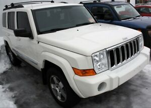 2010 Jeep Commander Sport As-Is