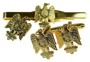 1st Royal Dragoons regimental plated gift set. Made in the uk.