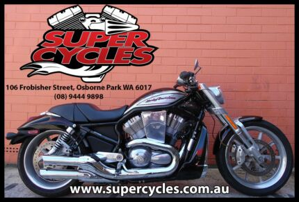 2005 HARLEY-DAVIDSON VRSCB SUPERCHARGED V-ROD Osborne Park Stirling Area Preview