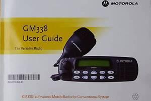 GM338 Motorola 128 Channel + remote mount kit Rockingham Rockingham Area Preview