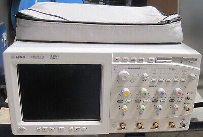 Agilent 54845a Infiniium Oscilloscope 1.5 Ghz 8 Gsas