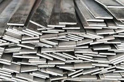Alloy 304 Stainless Steel Flat Bar - 12 X 1 X 36