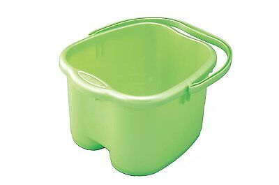 Japanese Foot Detox Spa Bath Bucket Tub Green #0012 S-1827
