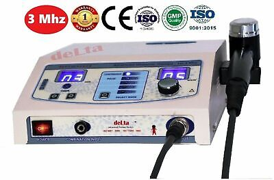 Ultrasound Therapy 3 Mhz Physical Therapy Pain Relief Ultrasonic Therapy Machine