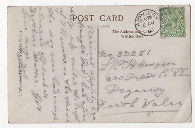 Appleby 6 Aug 1916 Duplex Postmark 849b