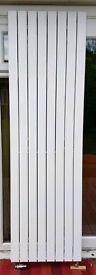 Modern White Flat Vertical Radiator