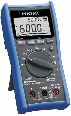 Hioki Dt4256 Digital Multi Meter Standard Model