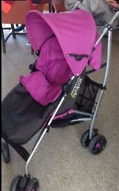 Mamas and papas swirl stroller REDUCED