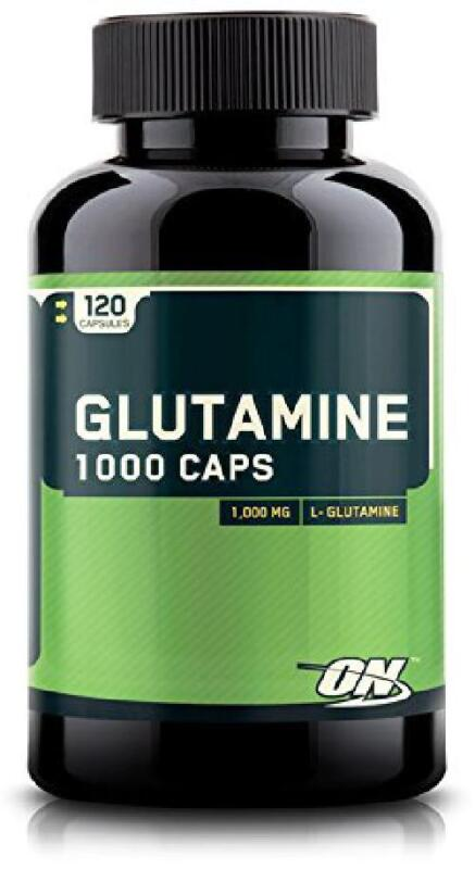 OPTIMUM NUTRITION L-Glutamine Muscle Recovery Powder, 1000mg