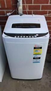 fuzzy logic 5.5 kg haier top washing machine