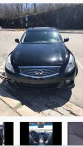 PRIX REVISÉ Infiniti G37X 2010 à12500$ en pafaite condition