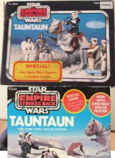 Star Wars Tauntaun in box with special offer stickers paying $$$$ Bald Hills Brisbane North East Preview