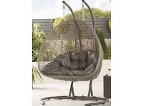 Large Hanging Egg Chair