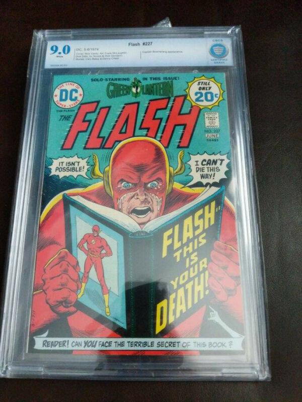 Flash #289 CGC 9.0