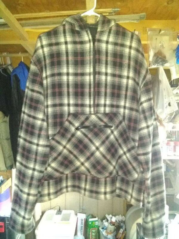 Fred Asbell Wool Jacket